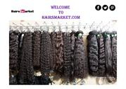 Brazilian Virgin Hair Extensions Online at HAIRSMARKET