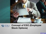 Concept of ESO (Employee Stock Options) | ESO Fund