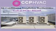 All Refrigeration Equipment Services Provided By The Experts At CCP HV