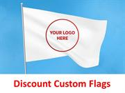 Custom Flags, Feather Flags, American Flags & Pennant Strings