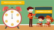 Prepositions of Time - Learn Basic Concepts Online at Grammar College