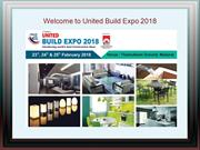 Welcome to United Build Expo 2018
