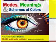 Color Modes Meanings and Schemes