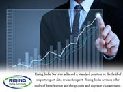 Rising India Services supplier of India Export Products