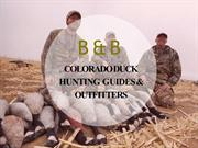 Duck Hunting Guides In Colorado
