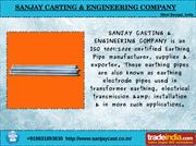 Earthing Pipe Manufacturer, Supplier & Exporter
