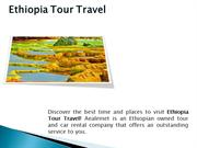 Ethiopia Tour Travel