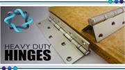 Heavy Duty Hinges for Industrial Applications - Palladium Products