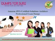 AWS Certified Solutions Professional
