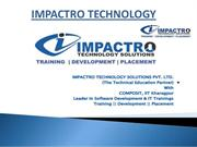 Best IT Training institute in Noida | IMPACTRO
