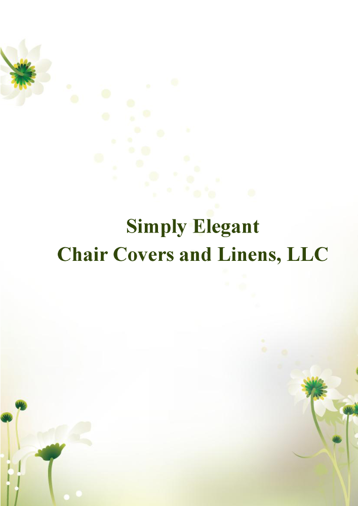 Pleasing Sash Up Your Event With These Different Types Of Chair Machost Co Dining Chair Design Ideas Machostcouk