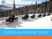 Guided adventure tours at FRASER VALLEY TOURS - Grand Adventures