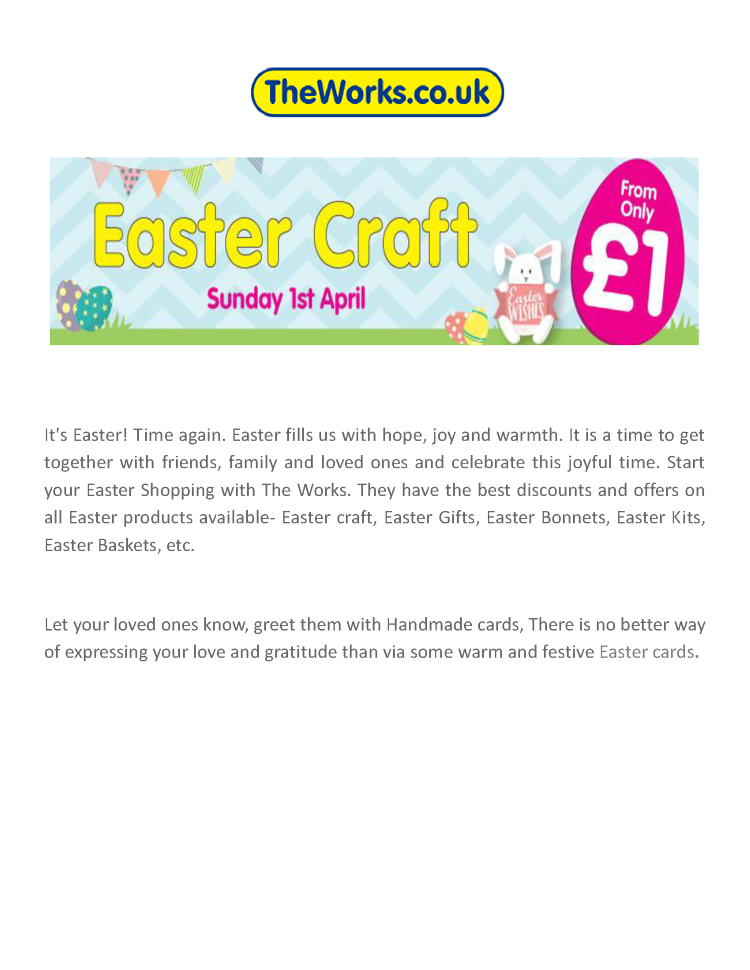 Easter Craft Ideas And Activities To Brighten Your Home Authorstream