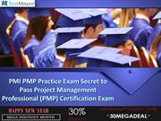 PMP Practice Test Questions Answers Released