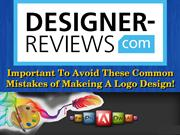Important To Avoid These Common Mistakes of Makeing A Logo Design!