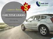 Fight your Financial Demons With car title loans in Victoria