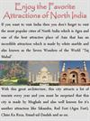 Enjoy the Favorite Attractions of North India