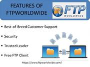 Features of Ftp worldwide