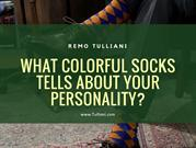 What Colorful Socks Tells About Your Personality-