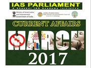 current affairs May 2017 Vol 6