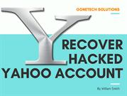 How To Recover HackedYahoo Acc