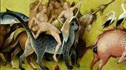 Art in Detail_BOSCH, Hieronymus, Triptych of Garden of Earthly Delight