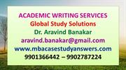 IIBMS MBA CASE STUDY ANSWER SHEETS