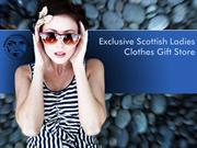 Exclusive Scottish Ladies Clothes Gift Store