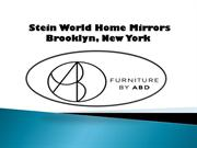 Stein World Home Mirrors Brooklyn, New York
