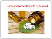 Homeopathy Treatment In Hyderabad 22aug17