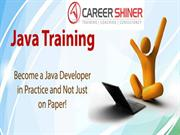 Java training institute in Noida helps students to learn Java –Career
