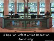 5 Tips For Perfect Office Reception Area Design   Newton InEx