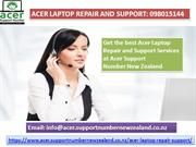 ACER LAPTOP REPAIR AND SUPPORT