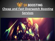 Cheap and Fast Overwatch Boosting Service