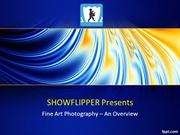 Fine Art Photography - ShowFlipper