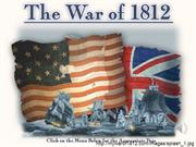 War of 1812 entrance pass