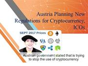 Austria Planning New Regulations for Cryptocurrency, ICOs