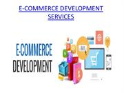 E-Commerce Development Company | E-Commerce Development Company