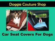 Waterproof Car Seat Covers for Dog