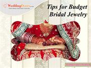 Tips for Budget Bridal Jewelry