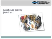 Warehouse Storage Solutions - Vertical Carousels Australia