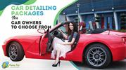 Car Detailing Packages For Car Owners To Choose From