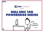 The New Features & Benefits of Dell EMC 14G PowerEdge Servers