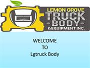 Auto Collision Repair lemon grove - Lg truck Body