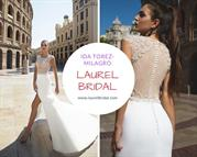 Grace - Ida Torez-Milagro - Bridal Dress in Chicago Laurel Bridal