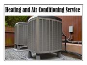 Residential & Commercial Heating and Air Conditioning Service in NC