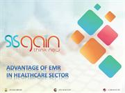 Advantage of EMR in Healthcare Sector