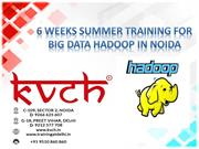 6 Weeks Summer Training in Big Data Hadoop