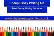 Cheap Essay Writing UK - Best Essay Writing Services