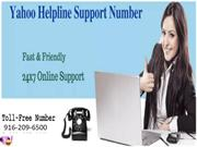 Just Dial Yahoo Technical Support Number 916-209-6500 | Canada